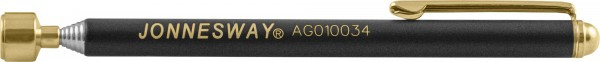 Ручка магнитная телескопическая max длина 580 мм, грузоподъемность до 1,5 кг. (AG010034)