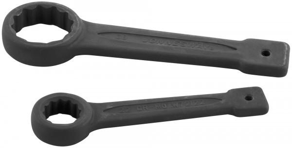 Ключ гаечный накидной ударный, 27 мм (W72127)