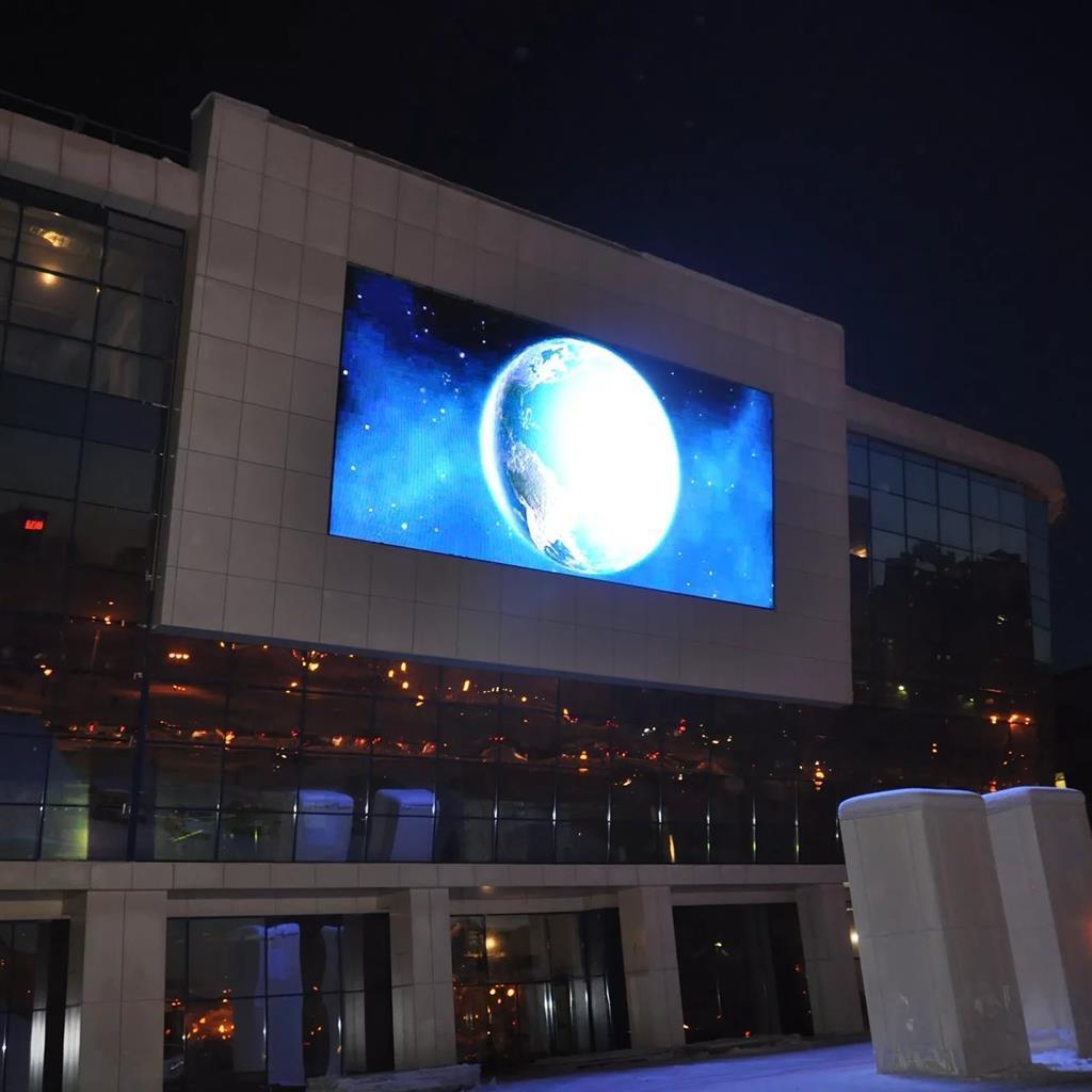 LED- экран SMD р10, размер: 5.76*2.88- 16.59кв.м (960мм*960мм) OUTDOOR