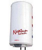 Водонагреватель Galmet Neptun combi 100л с электротэном 2 квт., фото 1