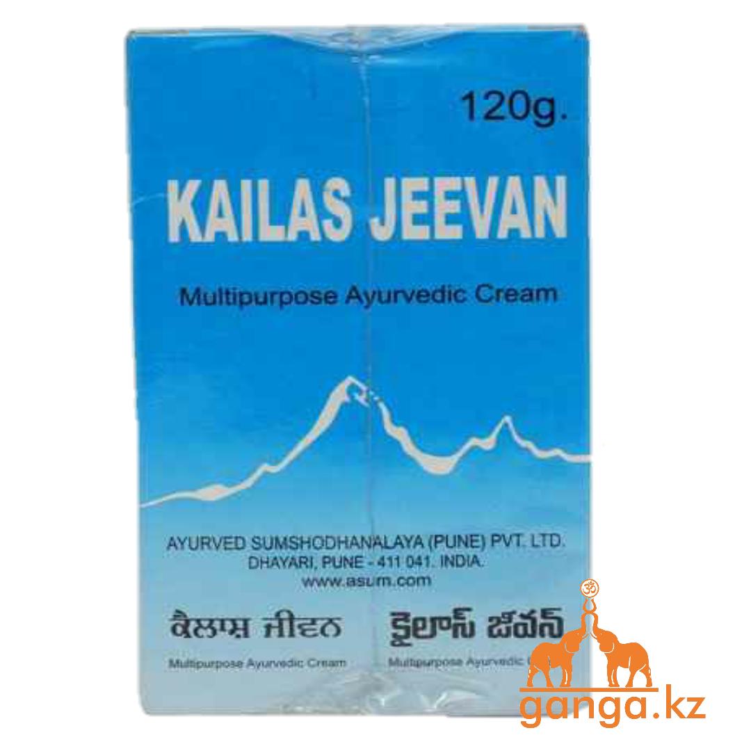 Универсальная мазь Кайлаш Дживан (Kailas Jeevan), 120 г.