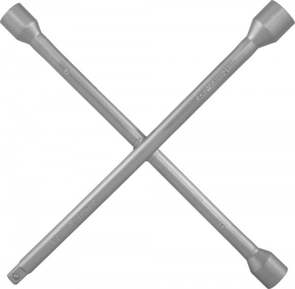"Ключ баллонный крестообразный 17х19х21x1/2""DR, 350 мм (CRTW35)"