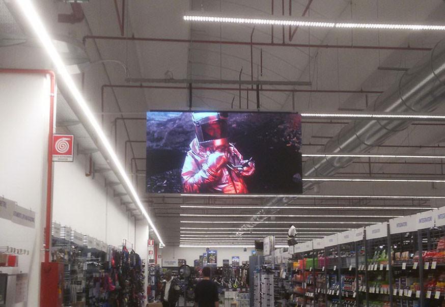 LED- экран SMD р4 , размер: 3.072 *2.048- 6.29кв.м (1024мм*1024мм) OUTDOOR