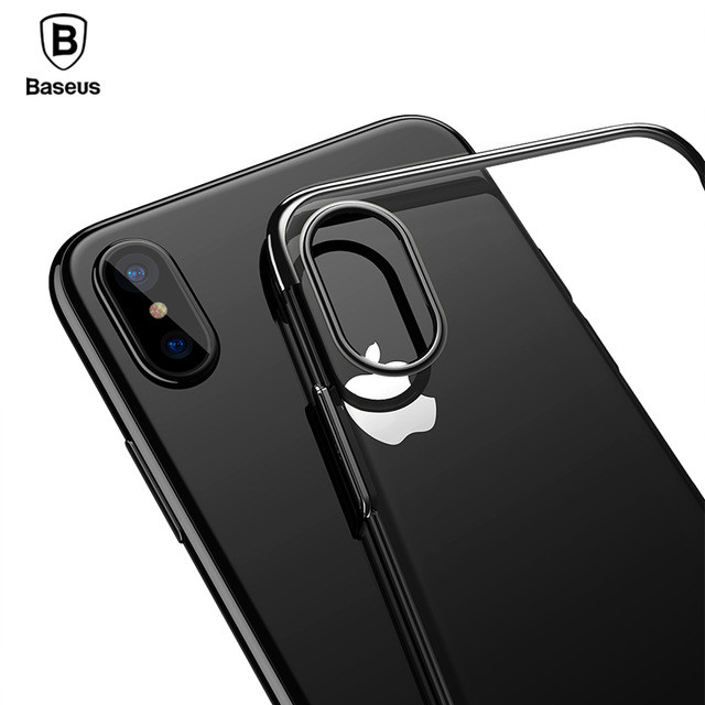 Чехол для Baseus iPhone 10 Пластик