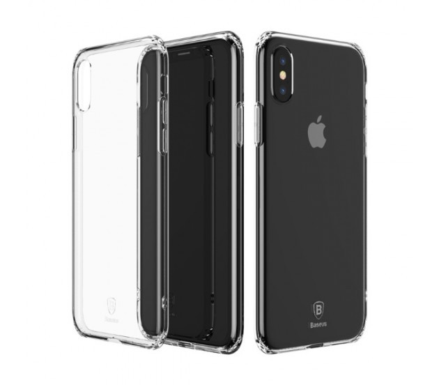 Чехол для Baseus iPhone 10 Силикон