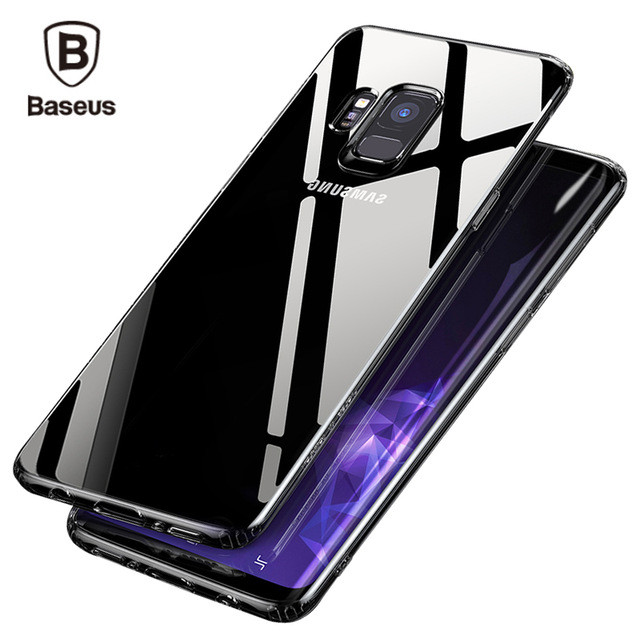 Чехол для Baseus Samsung Galaxy S9 Plus Силикон