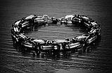 """Браслет """"Steel Rage Черный Титан"""", фото 6"""