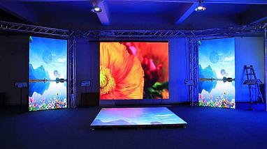 LED экран P3  indoor, размер: 2,112м * 1,344м- 2,84кв.м (192мм*192мм), фото 2