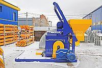 Бетоносмеситель БП-1Г-900с , фото 1