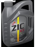 Синтетическое моторное масло ZIC X7 LS 10w40 4л