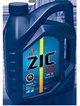 Моторное полусинтетическое масло ZIC X5 5w30 4л