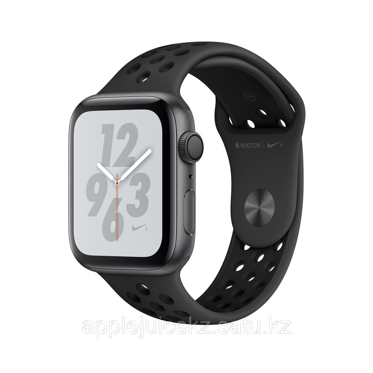 Apple Watch Series 4 40mm Nike+ Space Gray Aluminum Case with Anthracite/Black Nike Sport Band