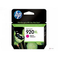 Картридж струйный HP CD973AE 920XL Magenta Officejet Ink Cartridge