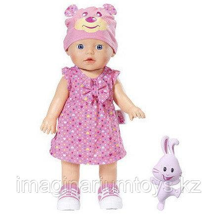 Интерактивная кукла Baby Born Топ-Топ 32 см