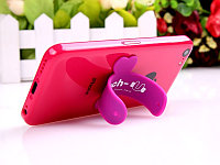 Подставка под телефон Touch-U One Touch Silicone Stand for iPhone Samsung HTC LG