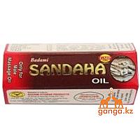 Массажное масло Сандаха для улучшения мужской половой функции (Sandaha Massage Oil for Man), 15 мл