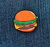 "Акриловый значок ""Гамбургер"", фото 2"
