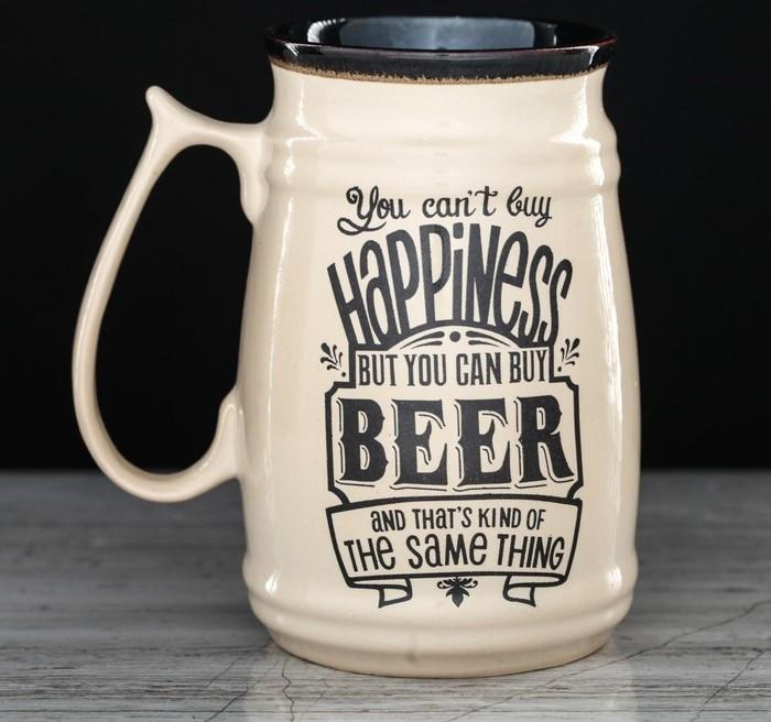 "Пивная кружка ""Beer"" 0.6 л."