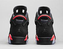 Баскетбольные кроссовки Nike Air Jordan 6 размер 44-45  оригинал, фото 3
