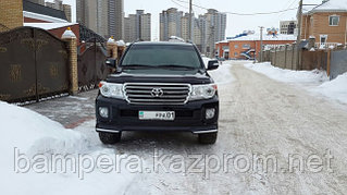 "TOYOTA LAND CRUISER 200: комплект штатного рестайлинга + обвес ""Urban Sport"""