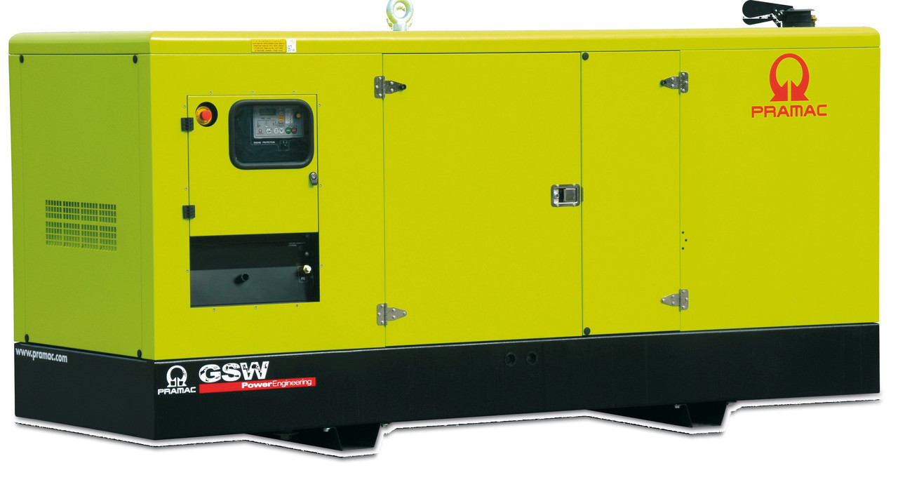 Генератор дизельный в кожухе Pramac GSW150P