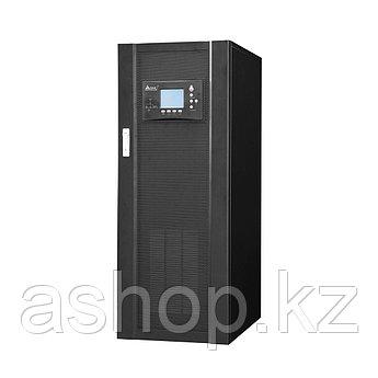 Инвертор SPV SPV-L-30000, Мощность нагрузки: 30 кВА, Питание: 380 В, 50 Гц, Выход: 380 В, Клемма, Чёрный