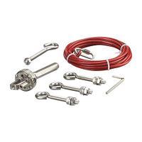 ZB0055 - Rope Kit Stainless Steel 10m