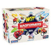 Magformers Wow Set 16+1