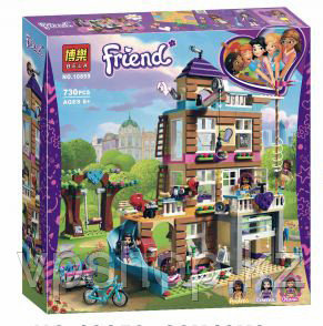Конструктор BELA 10859 Friend Дом Дружбы (Аналог LEGO Friends 41340) 730 дет