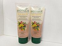Отбеливающий гель для умывания, BIOTIQUE Bio White Face Wash, 50мл