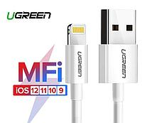 Кабель USB(m) - Lightning(m) 8-pin, 1m (20728) UGREEN