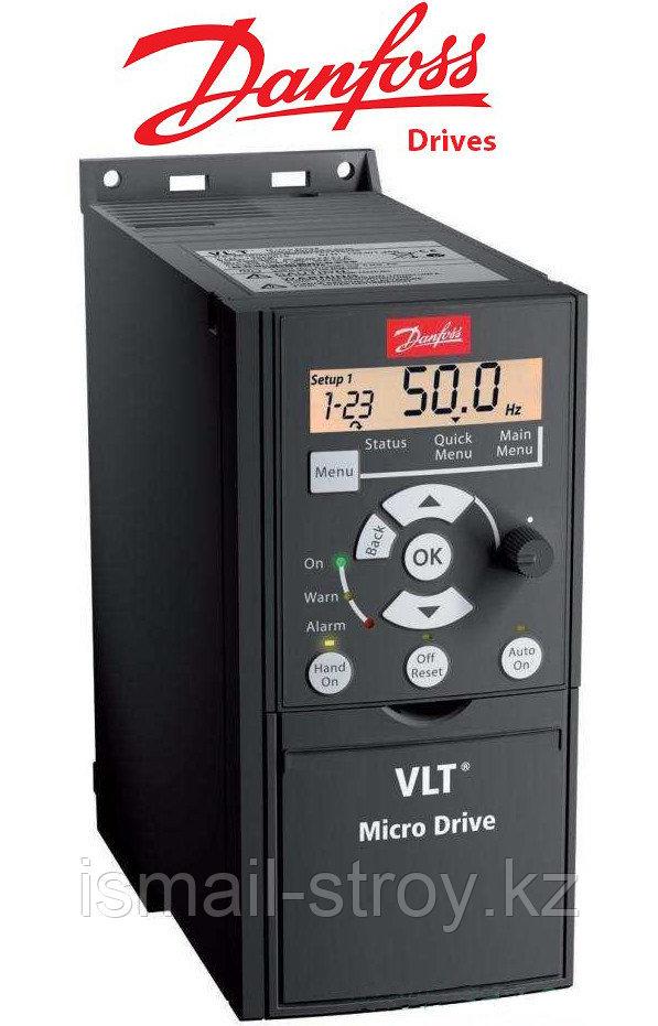 Преобразователь частоты VLT Micro Drive FC 51, 132F0002, 0.37 кВт