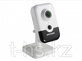 Hikvision DS-2CD2443G0-IW (2,8 мм) IP кубическая видеокамера 4МП, WI-FI