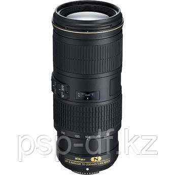 70-200mm f/4G ED VR AF-S Nikkor - PSP DIgital Photo+ в Алматы