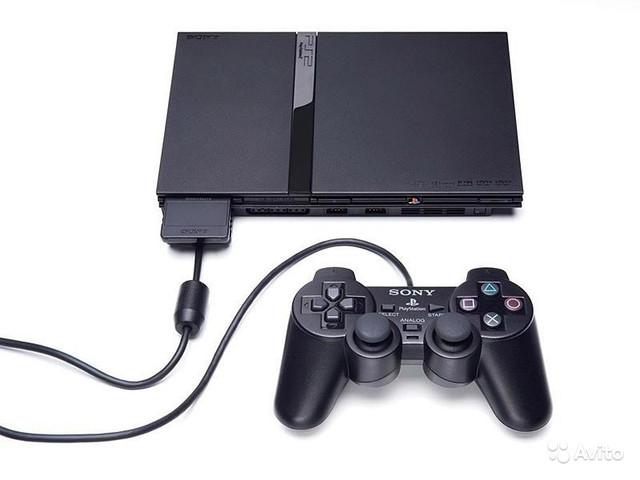 Аксессуары на PlayStation 2