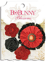 "Набор цветов ""Wildberry Dahlia"" Bo Bunny"