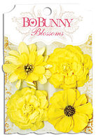 "Набор цветов ""Buttercup Zinnia"" Bo Bunny"