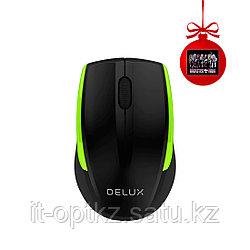 Мышь Delux DLM-321OGB