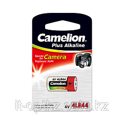 Батарейка CAMELION Photo Plus Alkaline 4LR44-BP1C