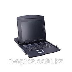KVM консоль SHIP AS-7108ULS
