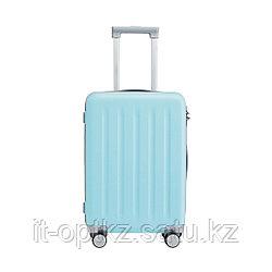 """Чемодан Mi Trolley 90 Points Suitcase Macarony 20"""" Голубой"""