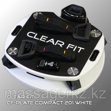 Clear Fit CF-PLATE Compact 201 WHITE