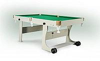 Бильярдный стол складной Компакт 5ф/6ф РП