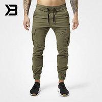 Штаны Better Bodies зеленые 2XL