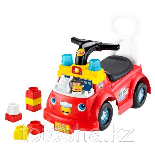Fisher-Price каталка Пожарная машина