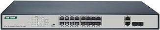 Коммутатор NetVICE WPU-FE1602GE.combo