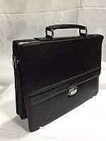 Деловой портфель Cantlor,искусственна кожа PVS.. Высота 29 см, длина 38 см, ширина 8 см., фото 1