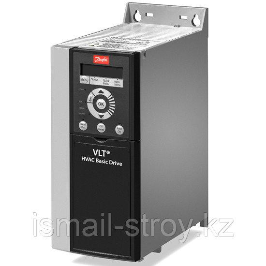 Преобразователь частоты VLT HVAC Basic Drive FC 101,131L9863, 0.37 кВт