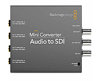 Blackmagic Design Mini Converter - Audio to SDI 2