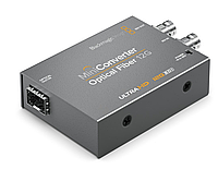 Blackmagic Design Mini Converter - Optical Fiber